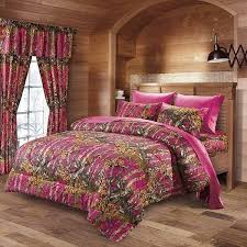 sheet set full bed in bag camouflage woods