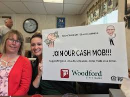 Are you supporting your local diner... - Woodford State Bank ...