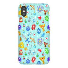 Zelda Items Phone Case Phone Cases Lookhuman