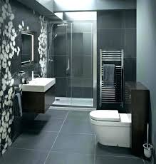 modern gray bathroom tile vietdex info