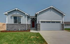 ranch homes single story with full
