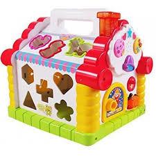 amazing learning house baby birthday