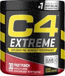 c4 extreme cellucor bodybuilding