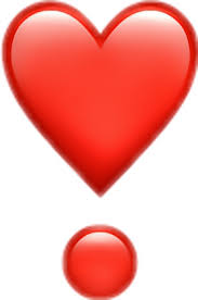 Download Emoji Png Iphone Red Love Pictures Www Picturesboss - Iphone Love  Heart Emoji - Full Size PNG Image - PNGkit