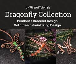 wirearttutorials com tutorial dragonfly