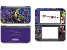 Legend Of Zelda Link Majora S Mask Special Edition Purple Deku Goron Truth Video Game Vinyl Decal Skin Sticker Cover For The Ne Newegg Com