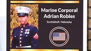 Fischer honors the late Scottsbluff Corporal Adrian Robles on Senate floor  | KNEB