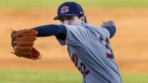 Detroit Tigers draft Auburn right-hander Casey Mize with No. 1 pick   The  Spokesman-Review
