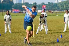 Outlook India Photo Gallery - Adam Gilchrist