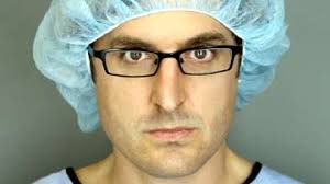 LOUIS THEROUX: Under The Knife ~ Dan's Media Digest