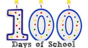 Image result for 100th day of school clip art