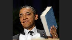 Bildresultat för barack obama bild läser