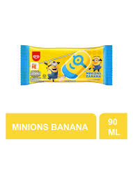 wall s ice cream minions banana 90ml