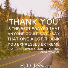 thoughtful quotes about gratitude success