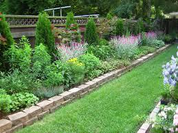 13 flower garden border designs images