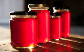 Spiced Crabapple Jelly – Dig Delve – An ...