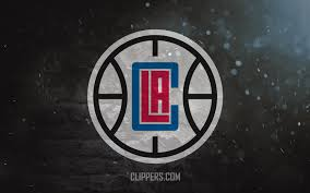 LA Clippers Basketball Logo Wallpaper ...