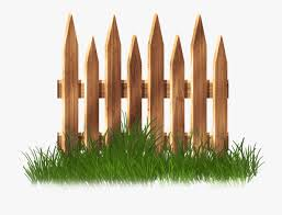 Garden Fence Png Free Transparent Clipart Clipartkey
