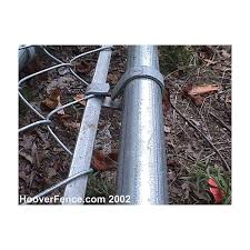 1 3 8 Galvanized Gate Clip For Chain Link Fence H 0294 Hoover Fence Co