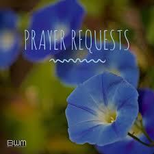 Prayer Requests • Jim & Myra Wright... - Baptist World Mission ...