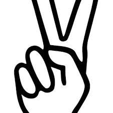 Ok Hand Sign Vinyl Sticker
