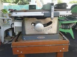 Vintage Craftsman Table Saw 20 Inch Rip Fence Rail 103 22160 Bids Geeks