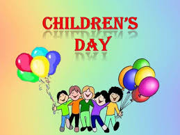 Taking one day may not be enough, but using it as an opportunity. Children S Day