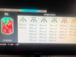 FUT Birthday Mesut Ozil IGS 4* skills ...