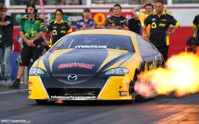 mazda rotary dt1 drag racing hot