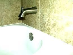 bathroom sink caulk architectureshome co