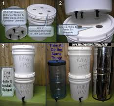 home made water purifier make your