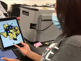 Nacogdoches ISD busy preparing hundreds of laptops for first day of school