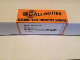 Gallagher Replacement S17 S22 Module Solar Electric Fence Charger Gallagher Electric Fencing From Valley Farm Supply