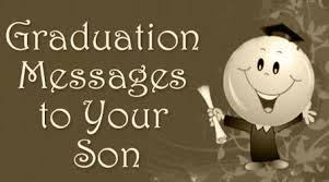 congratulations message for graduation for son from parents images