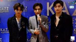 KAZZ Awards 2020 Red Carpet