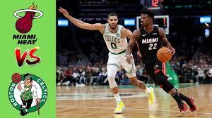 Miami Heat vs Boston Celtics - Full Game Highlights 1st Qtr | Game 1  Eastern finals