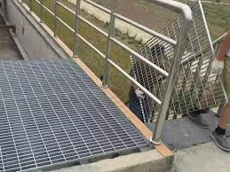 Steel Plate Glass Grating Steel Grating Hebei Fabao Metal Wire Mesh Products Co Lid