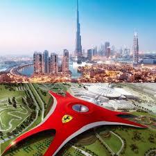 Dubai City Tour and Ferrari World – tarragon