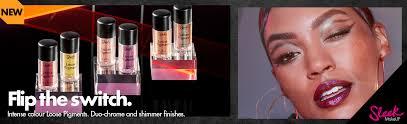 sleek makeup cosmetics lookfantastic uk