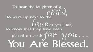 Buy Wall Decor Plus More You Are Blessed Family Inspirational Wall Sticker Quote Vinyl Decal 23h X 45 25w White White Features Price Reviews Online In India Justdial