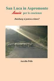 Amazon.it: San Luca in Aspromonte lessia per le coscienze Duisburg si  poteva evitare? - Pelle, Aurelio - Libri
