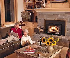 wood fireplace inserts wood burning