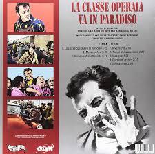 ENNIO MORRICONE - La Classe Operaia Va In Paradiso (Lulu the Tool ...