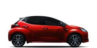 Auto Nuove Toyota Nuova Yaris Hybrid concessionaria ufficiale Toyota