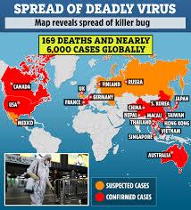 Coronavirus cases TRIPLE in 3 days with ...
