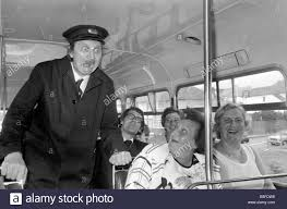 Stephen Lewis (Actor) seen here in the role of bus inspector Blakey Stock  Photo - Alamy