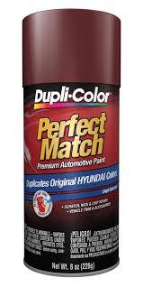 metallic dark cherry red auto spray