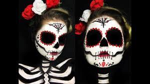 skull candy catrina halloween