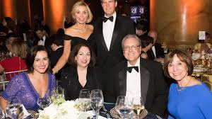 TFAS Trustee Colene Johnson and her husband Russell – silver sponsors of  the TFAS 50th Anniversary Gala – and Friends | The Fund for American Studies