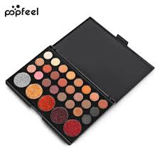 colors eye shadow shimmer matte makeup
